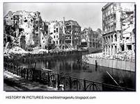 Berlin 1945; one of history's many examples of unchecked tolerance leading to destruction.