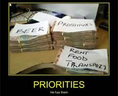 Priority Piles